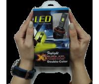 Комплект VR9+ Single Beam 9005 LED