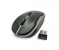 Мышь беспроводная CBR CM-420 Black USB
