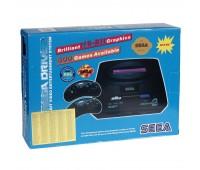 SEGA Mega Drive 2 16 bit 500 игр (English box)