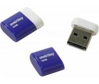 Накопитель USB 2.0 Smart Buy 32GB Lara blue