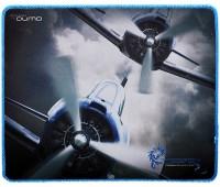 Коврик Qumo Interceptor для мыши , 280*230*3
