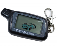 Пульт - брелок автосигнализации ТОМАГАВК (Tomahawk) X-5