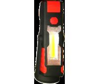 Фонарь ZHEJIA IV - 333 с магнитным креплением COB SOFT TOUCH