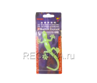 Накладки декоративные Ягуана маленькая фосфорная