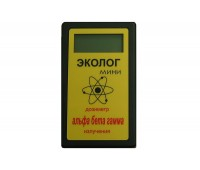 "Дозиметр радиации ""ЭКОЛОГ"" мини (A, B, Y)"