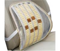 Накидка / Накладка на спинку белый бамбук
