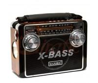 Радиоприемник X-BASS XB-3067RT MP3