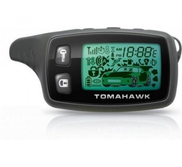 Пульт - брелок автосигнализации ТОМАГАВК (Tomahawk) TW 9010