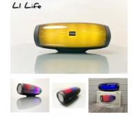 Колонка портативная Sodo L1 Life Bluetooth, FM радио, USB, microSD, AUX, NFC