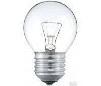 Лампа Б-220-75Вт прозрачная ФАZА