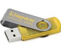 USB флэш-диск Kingston 8GB DT101 yellow