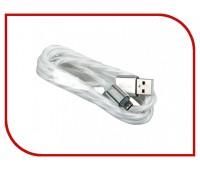 Кабель RITMIX RCC-110 MicroUSB White