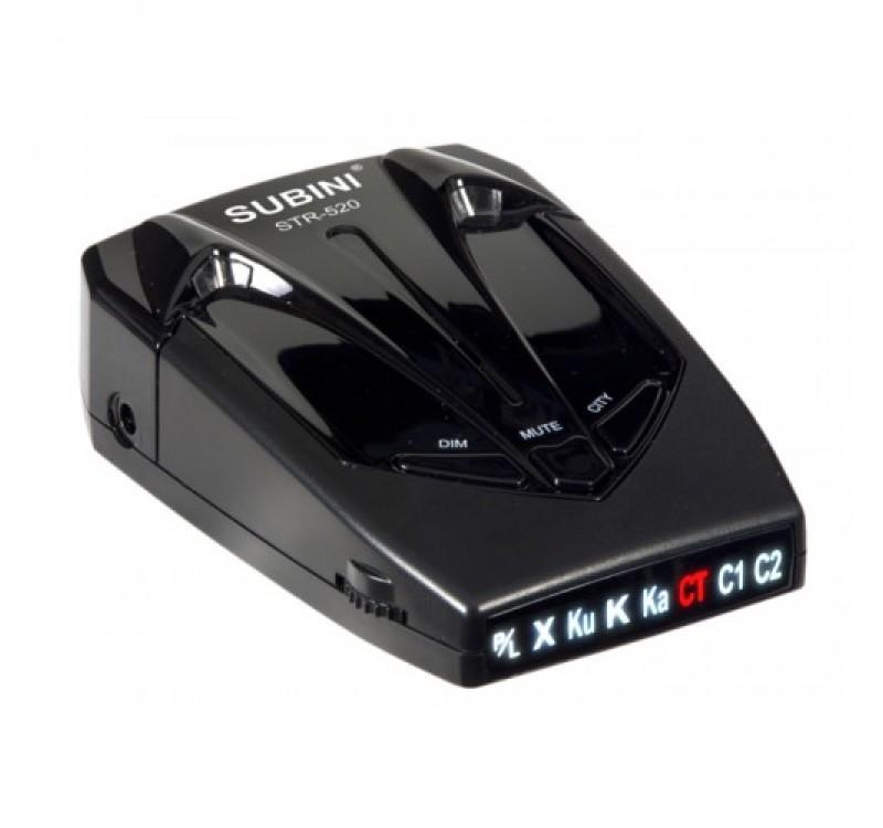 Радар-детектор Subini STR-520 купить в Красноярске по цене с доставкой в нашем магазине reorika.ru оптом и в розницу.