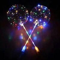 Святящийся светодиодный шар Bobo БОБО (гирлянда LED 3 метра)